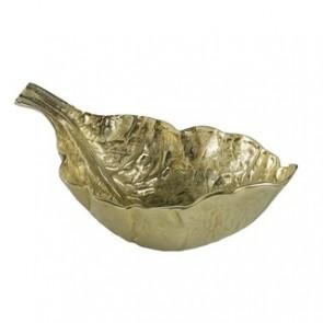 Golden Leaf Bowl