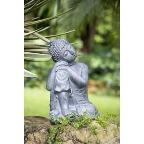 Sleeping Buddha Garden Statue
