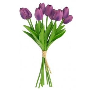 Tulip Spray Purple