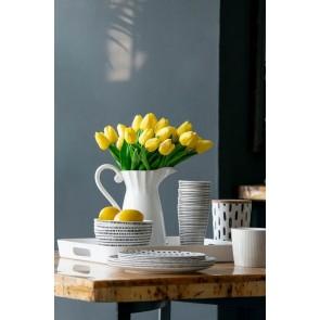 Tulip Spray Vivid Yellow
