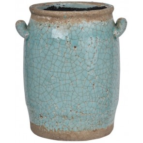 Ceramic Vase with Handles - Small