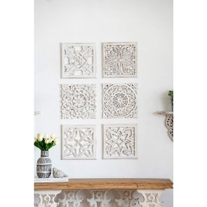 Set of 6 Wall Accents