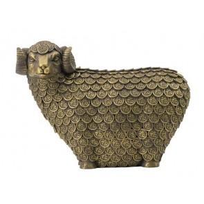 Lamb Statuette I