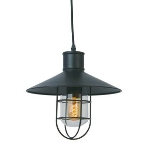 Metal Filament Pendant Light