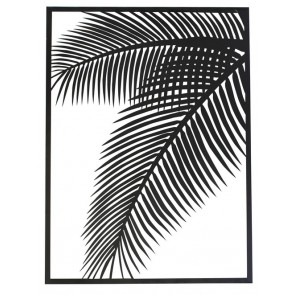 Metal Fern Wall Hanging