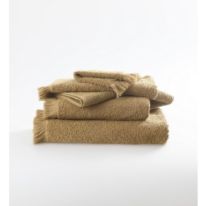 Tusca Towel Collection by MM Linen Amber