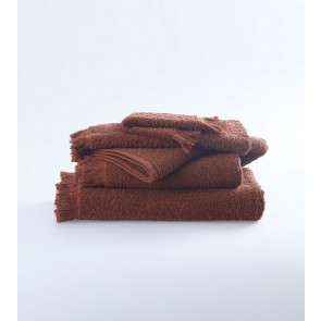 Tusca Towel Collection by MM Linen Clay