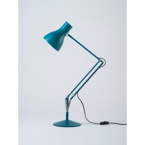 Anglepoise Type 75 Desk Lamp - Saxon Blue
