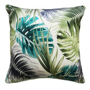 Limon Vesta Green Multi Cushion