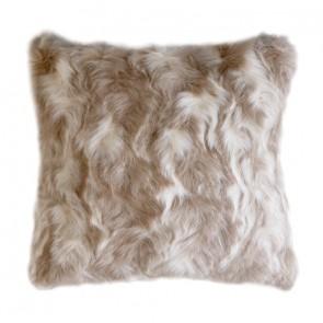 Heirloom Vintage Squirrel Fawn Square Cushion - 45cm