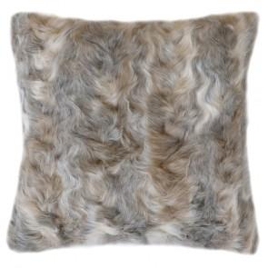 Heirloom Vintage Squirrel Grey Square Cushion - 65cm