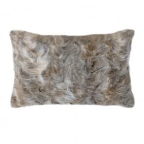 Heirloom Vintage Squirrel Grey Long Cushion