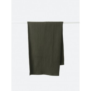 Waffle Organic Cotton Bath Towel