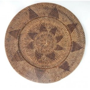 Lombok Wall Decor Antik Brown