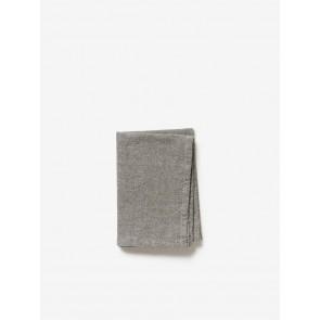 Washed Cotton Tea Towel Olive - 4 Pack