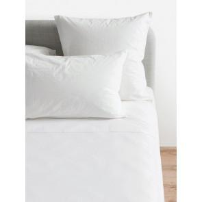 Washed Egyptian Cotton Lodge Pillowcase Pair