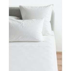 Washed Egyptian Cotton Pillowcase Pair