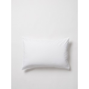 Washed 100% Organic Cotton Pillowcase Pair