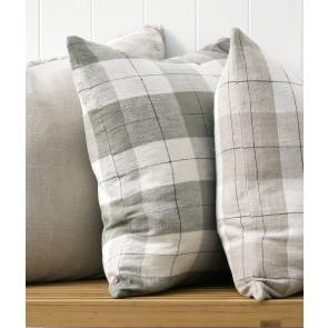 Mulberi 100% Line Willis – Sage-Ivory Cushion
