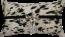 Mulberi Dakota Cowhide Cushion
