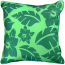 Limon Indoor & Outdoor Cushion Green