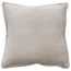 Mulberi Keaton 100% Linen Cushion - Cream/Natural