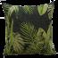 Limon Hawaii Charcoal Green Cushion