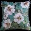 Limon Vivian Teal/Multi Cushion