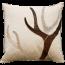 Mulberi Sylvan Elk Natural Cushion