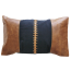 Mulberi Sylvan Thicket Tan/Navy Cushion