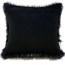 Reverse Heirloom Dark Pheasant Square Cushion