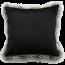 Reverse Heirloom Grey Wolf Square Cushion - 45cm