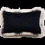 Reverse Heirloom Mountain Wolf Long Cushion