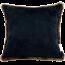 Heirloom Striped Beaver Square Cushion Reverse
