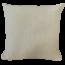 Mulberi Majestic Velvet/Linen Cushion - Khaki