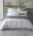 Laundered Linen Duvet Cover Set by MM Linen - White
